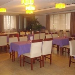 Breakfast room within restaurant Tianyu Business Hotel - Xi'an