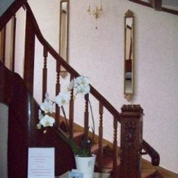 Interior view Dahlem Pension