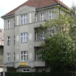 Exterior view Dahlem Pension
