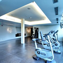 Fitness room Falkensteiner Hotel Belgrade