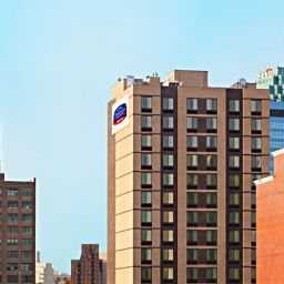 Fairfield Inn & Suites New York Queens/Queensboro Bridge New York-Queens Village