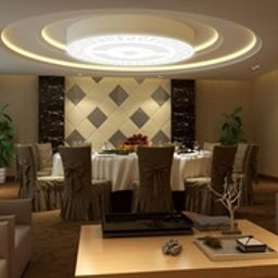 Breakfast room within restaurant Fude Hotel - Chengdu