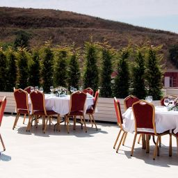 Terrace Golden Way Hotel Giyimkent