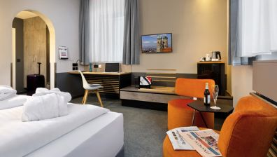 Hotelempfehlung - Flemings Express Hotel Wuppertal - Wuppertal