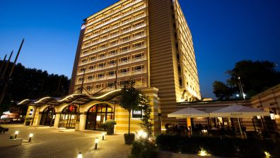 Hotelempfehlung - Hotel Divan Istanbul - Istanbul