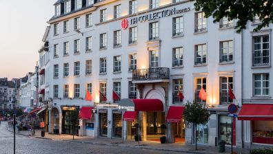 Hotelempfehlung - Hotel NH Collection Brussels Grand Sablon - Brussel