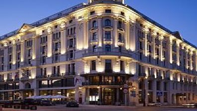Hotelempfehlung - Hotel Bristol a Luxury Collection Hotel Warsaw - Warschau