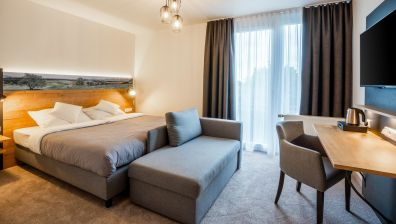 Hotelempfehlung - Quality Hotel & Suites Muenchen Messe - Haar