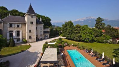 Hotelempfehlung - Chateau de la Commanderie Chateaux & Hotels Collection - Grenoble