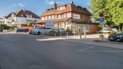 Hotelempfehlung - Seehotel Pegasus - Herrsching am Ammersee