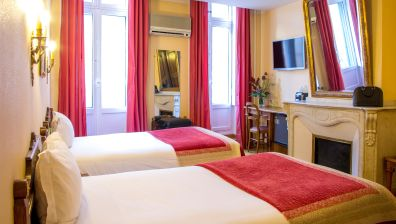 Hotelempfehlung - Hotel Albert 1er - Toulouse