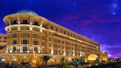 Hotelempfehlung - ITC Maratha a Luxury Collection Hotel Mumbai - Mumbai / Bombay