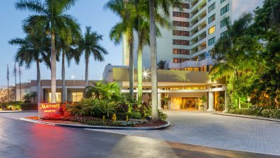 Hotelempfehlung - Hotel Fort Lauderdale Marriott North - Fort Lauderdale (Florida)