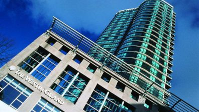 Hotelempfehlung - Hotel The Westin Grand Vancouver - Vancouver