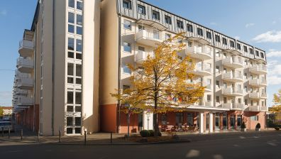 Hotelempfehlung - Hotel Best Western City-West - Norymberga
