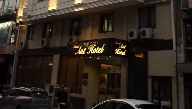 Hotelempfehlung - Grand Ant Hotel - Istanbul