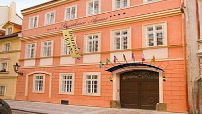 Hotelempfehlung - Hotel Residence Agnes - Prag