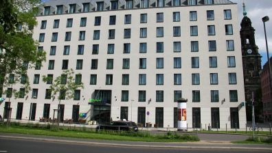 Hotelempfehlung - Holiday Inn Express DRESDEN CITY CENTRE - Drezno