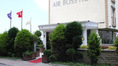 Hotelempfehlung - Air Boss İstanbul Airport and Fair Hotel - Istanbul