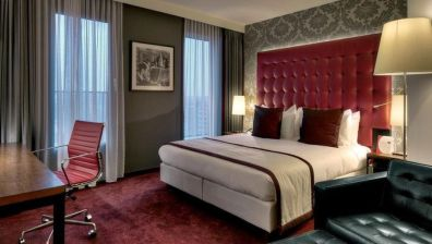 Hotelempfehlung - Hotel Crowne Plaza AMSTERDAM - SOUTH - Amsterdam