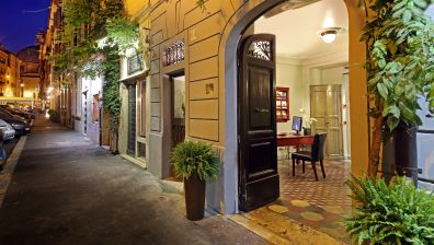Hotelempfehlung - Boutique Hotel Anahi - Roma