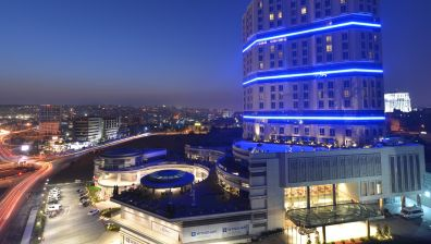 Hotelempfehlung - Hotel Wyndham Grand Istanbul Europe - Istanbul