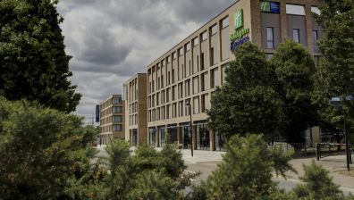 Hotelempfehlung - Holiday Inn Express LONDON - EXCEL - Londra