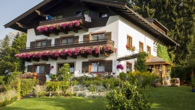 Hotelempfehlung - Pension Tannenhof - Leogang