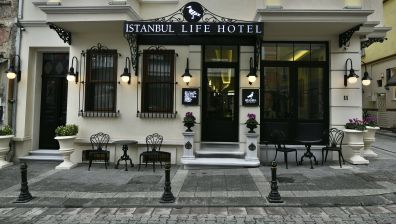 Hotelempfehlung - Istanbul Life Boutique Hotel - Istanbul