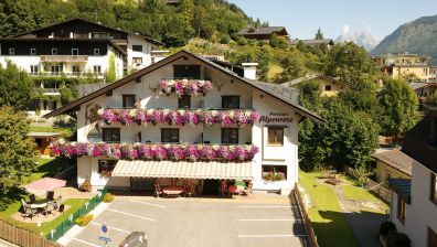 Hotelempfehlung - Pension Alpenrose - Zell am See