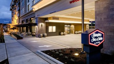 Hotelempfehlung - Hampton Inn - Suites by Hilton Seattle-Northgate - Seattle (Washington)