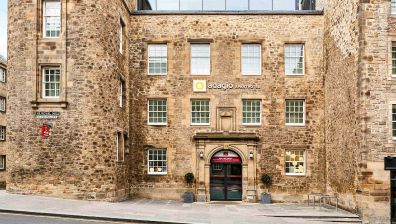 Hotelempfehlung - Aparthotel Adagio Edinburgh Royal Mile - Edinburgh