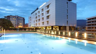 Hotelempfehlung - Hotel Occidental Bilbao - Bilbao