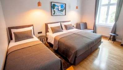 Hotelempfehlung - Hotel Zagreb City Vibe Apartments & Rooms - Zagreb