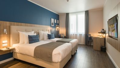Hotelempfehlung - The Three Corners Lifestyle Hotel - Budapest