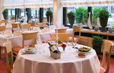 Restauracja/jadalnia Mercure Hotel Saarbruecken City