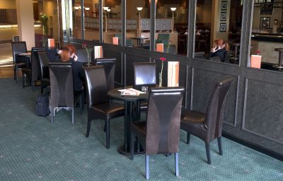 Bar de l'hôtel InterCityHotel