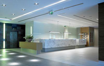 Hall de l'hôtel Swissotel Duesseldorf/Neuss