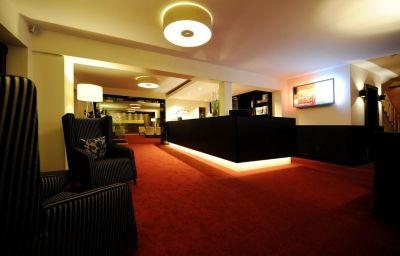 Hall de l'hôtel Haverkamp