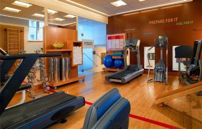 Sala spa/fitness Sheraton