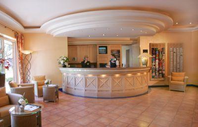 Vestíbulo del hotel Best Western Premier Alsterkrug