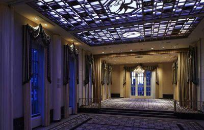 Interior del hotel Waldorf Astoria New York
