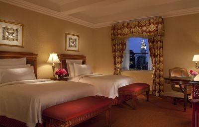 Habitación Waldorf Astoria New York