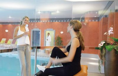 Wellness/fitness Lindner Grand Hotel Beau Rivage Interlaken (Bern)