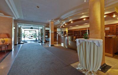 Hol hotelowy Arcadia Sonnenhof
