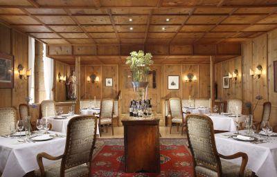 Restaurant Grand Hotel Europa