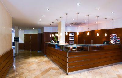 Vestíbulo del hotel Erzgiesserei Europe