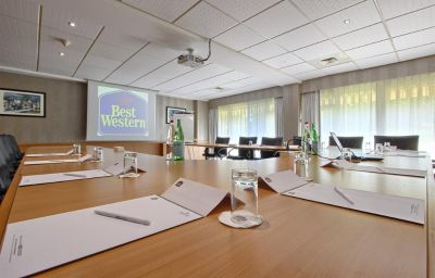Conference room Best Western Paris CDG Airport