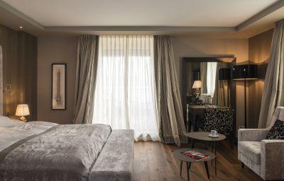 Habitación Lausanne Palace and Spa