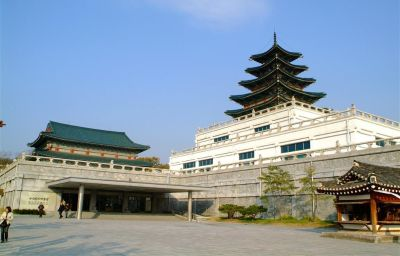 Hotel Innenbereich The Westin Chosun Seoul